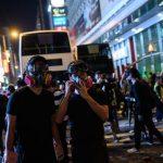 英對香港暴亂表憂心 籲警民自制共商解決之道