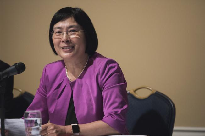 周敏教授說,亞裔青年需要尋找空間,發出心聲,尋求共同的文化。(圖:周敏提供)