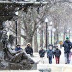 波城周二下雨降20度 周三冷到破紀錄