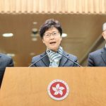 「你們不會得逞」  林鄭憂雙11暴亂 :會讓香港踏上不歸路