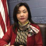 女華商帶領東北籍企業家往來中美及各國促進經貿