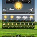 北極寒流襲德北  體感20度