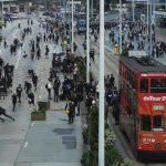 香港三罷風波 美譴責各方暴力 英籲降溫協商