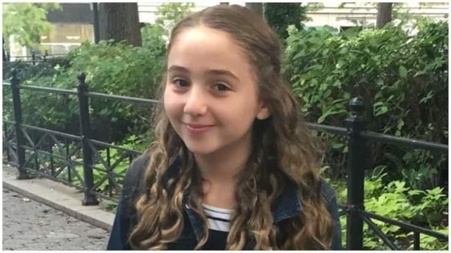 13歲的百老匯新星勞瑞爾.格里格斯5日因氣喘併發症逝世,千餘人8日出席她的葬禮。(取自Instagram)