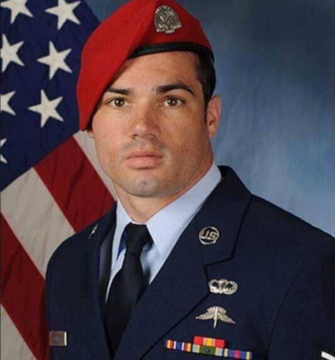 跳傘訓練後失蹤的上士康迪夫是達拉斯居民。(臉書)