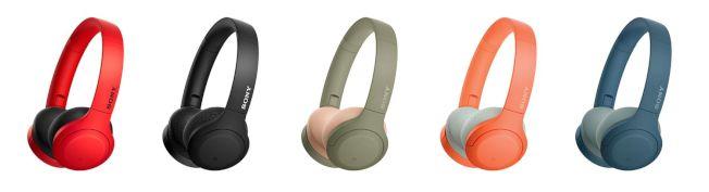 全新Sony  h.ear無線藍牙耳罩式耳機。 (取材自Sony)