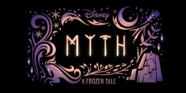 虛擬實境短片「冰雪奇緣神話」將在「冰雪奇緣2」上映時,在有VR設備的影院中可以觀看,是影片的補充。(圖:迪士尼提供)