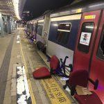 香港交通遭嚴重破壞近乎癱瘓  13日可彈性上課、上班