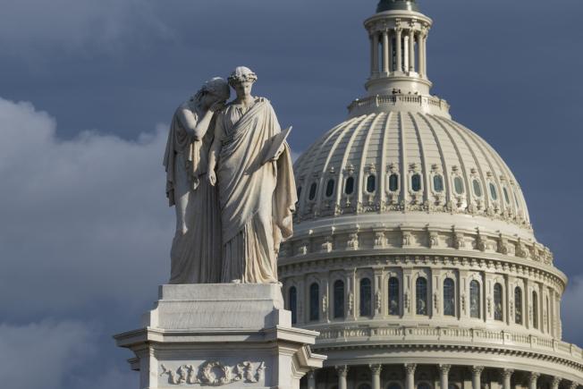 國會眾院對川普的彈劾調查將進入新階段,從閉門聽證轉為公開聽證。(美聯社)