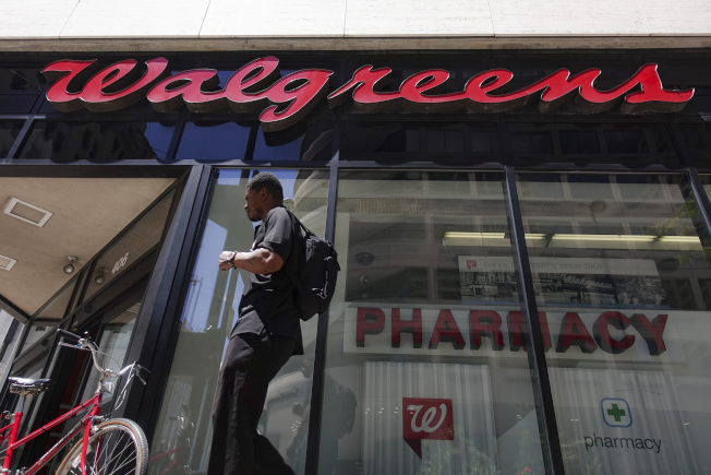 Walgreens身為道指成份股的時間可能會是史上最短。(美聯社)
