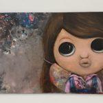 人與事/台灣藝術家林家弘 用「她」的眼睛說「畫」