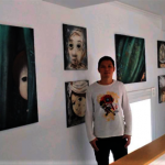 CAI遠東現象展 藉台畫家之筆 挑戰西方藝術「禁忌」