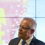 氣候變遷釀災?澳洲總理拒答