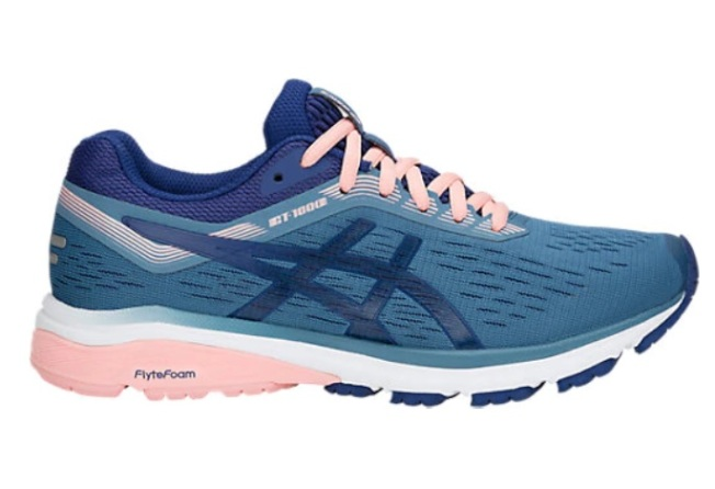 Asics的GT-1000 7跑鞋。(Asics圖片)
