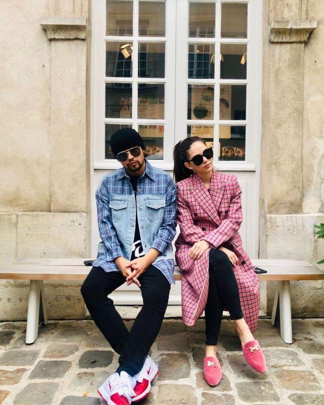 周杰倫與老婆昆凌結婚4年多,感情甜蜜羨煞旁人。(取材自Instagram)