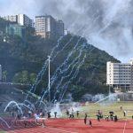 港警攻校園 港民大攬炒 香港的未來 只剩兩條路?