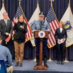 麻州州長任命州警新署長 擬加強培訓與多元化