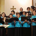波士頓中華文協合唱團 歌詠「神奇的夜晚」
