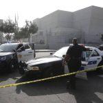 家暴嫌犯持劍闖東洛高中 遭警擊斃