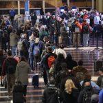 感恩節搭機人潮估近2700萬 將破紀錄