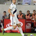 足球╱巨星伊布確定分手銀河 掰了MLS