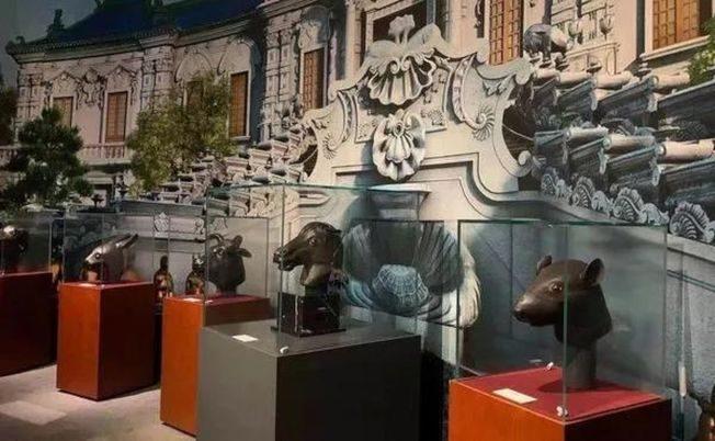 「賭王」何鴻燊捐贈 漂泊海外159年馬首將回歸圓明園