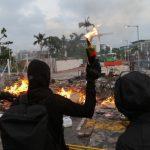 「民意傾向示威者」 金融時報:港府已失管治正當性
