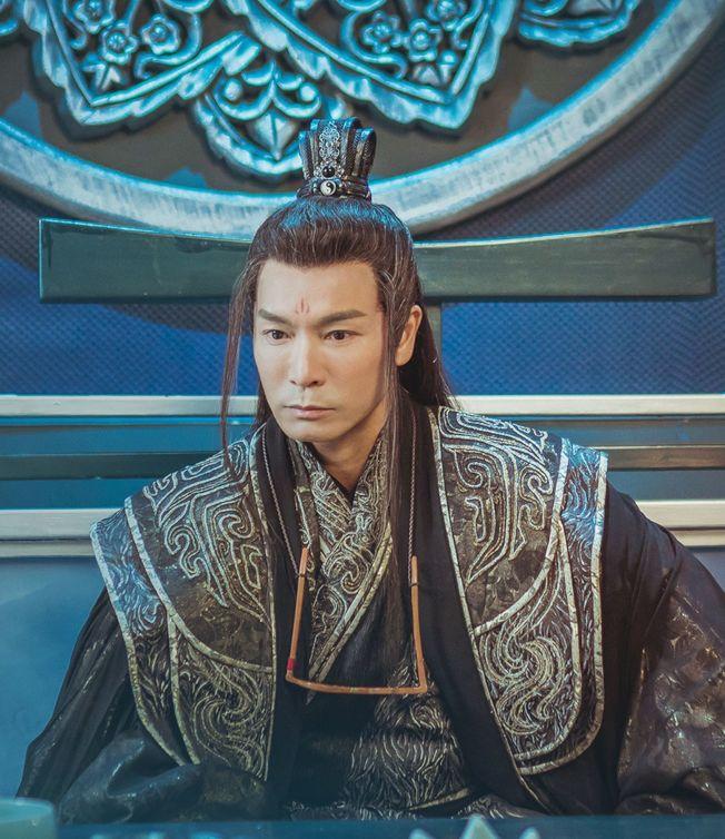 郭晉安曾是港劇男神,但近年的作品越來越少了。(取材自微博)
