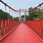 超美打卡點!台灣烏山頭水庫跨虹吊橋 將恢復通行