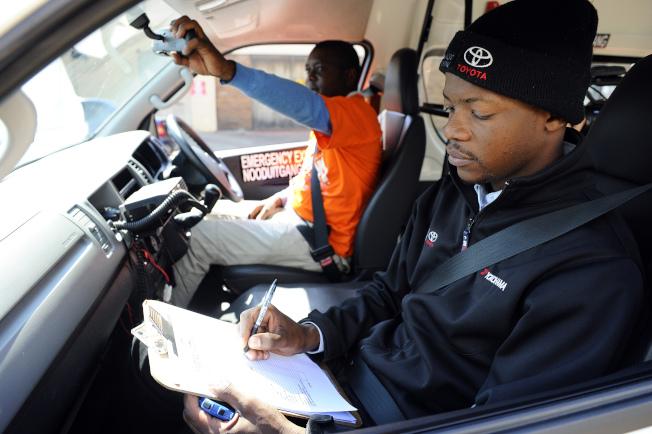 2/3美國人認為他們的駕駛技術比普通人要好。(Getty Images)