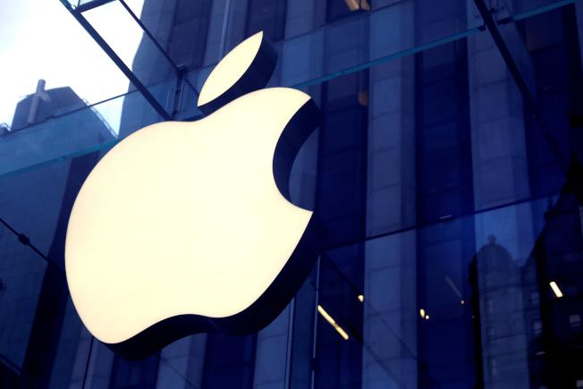 蘋果公司雇用美國總統川普親近盟友替其遊說。(路透)