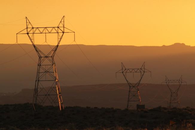 再生能源僅占總發電市場的17%。(美聯社)