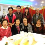客家會蔡彭秀珍 歡慶90歲生日