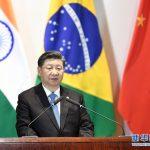金磚論壇 習近平批保護主義 「全球化遇逆風 中國發展是世界機遇」