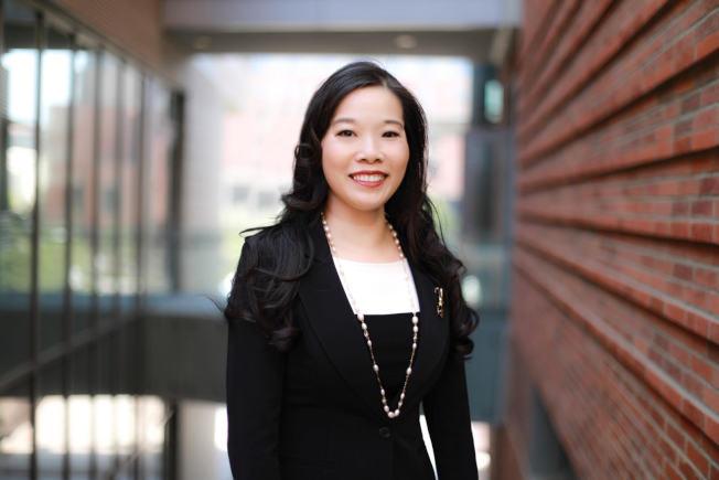 李維莉獲任UCLA工程學院傳訊執行主任。(UCLA工程學院提供)
