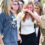 面前多人倒下 女生狂哭崩潰 歷劫學生誓言支持槍管