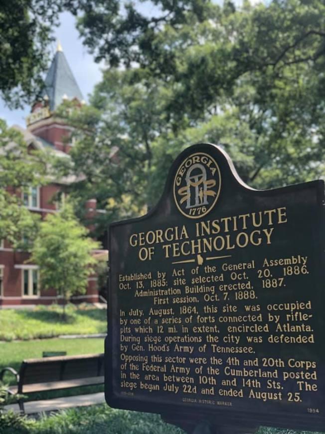 喬州公立大學的學生註冊率,連續七年成長。其中喬治亞理工的整體註冊率今年增加了11%。(取自喬治亞理工臉書)