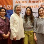 市大亞裔研究所 表彰傑出華人