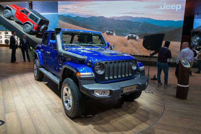 開五年後轉售的車輛價格平均貶值將近一半,但是Jeep Wrangler Unlimited的折舊率只有30%,算是最保值的車款。(Getty Images)