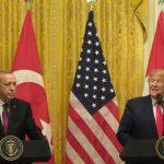 土國總統將勸阻信當面退川普「絕不忘記不受尊重的感覺」