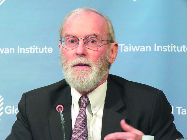 美國在台協會(AIT)台北辦事處前處長楊甦棣。(聯合報系資料照片)