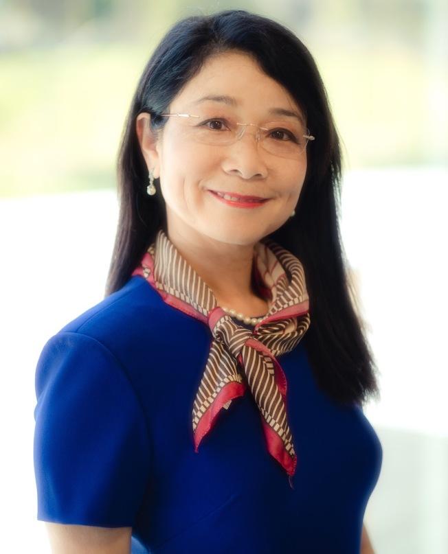 保險專家Daisy Wang。