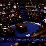 學生當家!157人坐滿愛爾蘭下議院討論氣候變遷