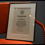 不理中國警告 瑞典頒獎香港書商桂民海