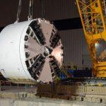 旅遊會展中心 地下隧道工程開工