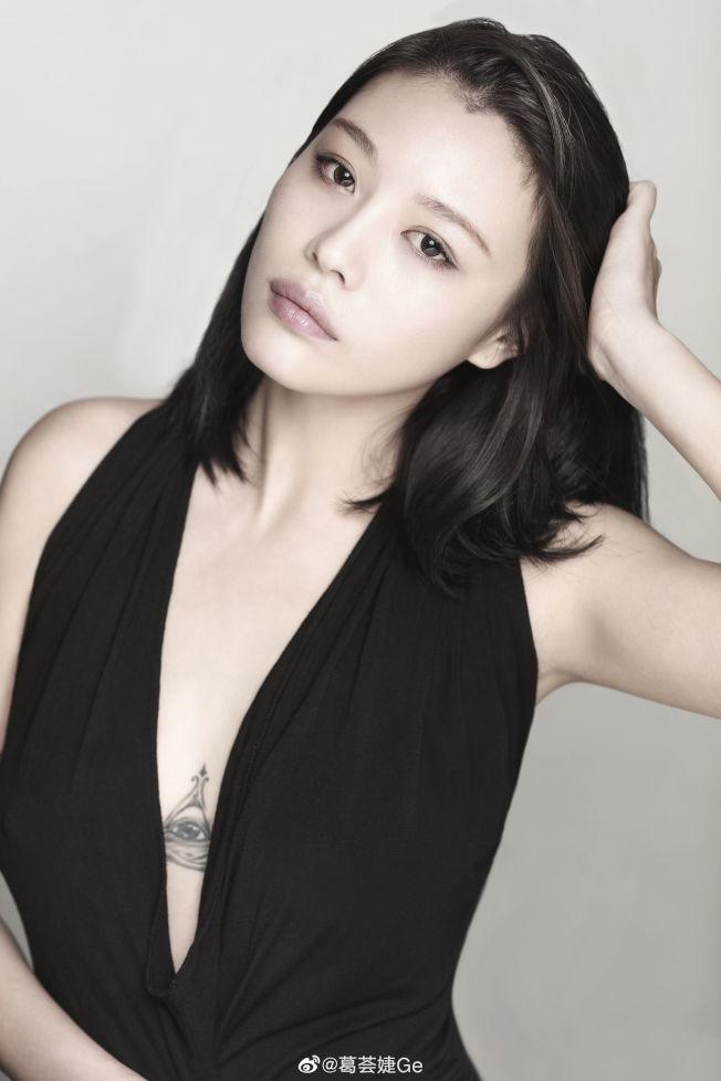 汪峰前妻葛薈婕似乎對章子怡懷二胎不滿。(取材自微博)