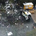 聖馬可斯餐車驚爆 損七建築