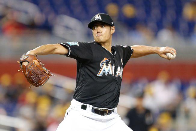 陳偉殷被記者點名下一季應該無法達標獲續留。(Getty Images)