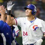 12強棒球賽╱林哲瑄對澳洲火力全開開轟 明年6搶1願再出征