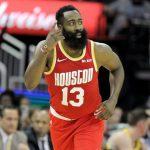 NBA/哈登獨得44分超越對手先發總和 威猛直逼喬丹
